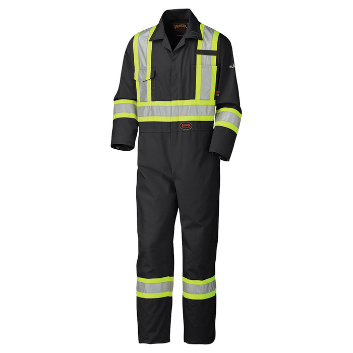 Coveralls Pioneer V252027T-62 Flame Resistant Cotton Safety Coverall