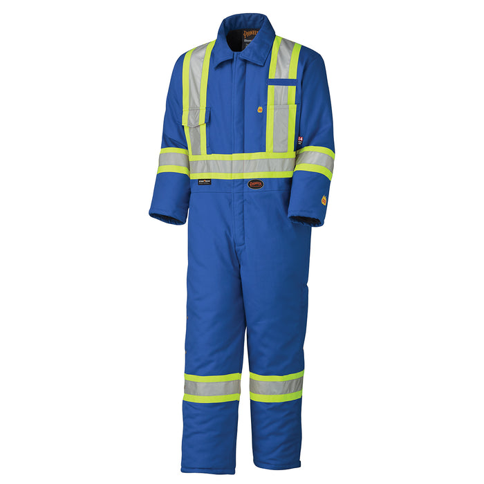 Coveralls Pioneer V2560111-L Flame Resistant Quilted Cotton Safety Coverall