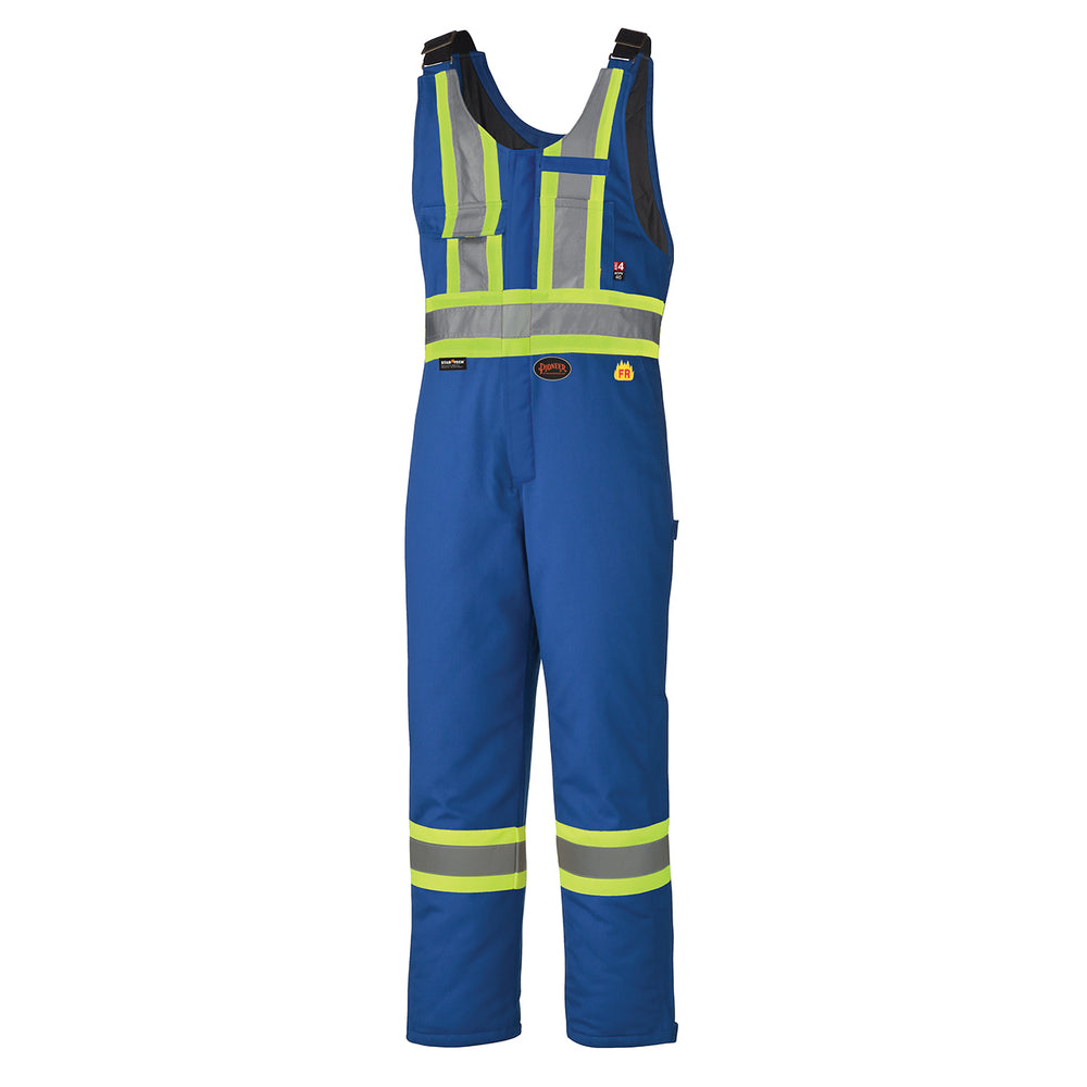 Overalls Pioneer V2560311-XL Flame Resistant Quilted Cotton Safety Overall