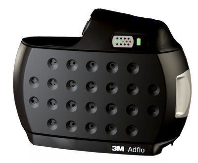 3M 35-3099-01 Adflo Powered Air Purifying Respirator Blower Unit & Cover With High Altitude Compensation