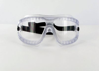 Goggles 3M 16154-00000-10 Lexa Splash Safety Goggles 16154 Medium Clear Lens