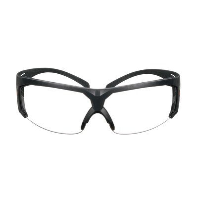 3M SF601RAS Securefit Protective Eyewear Clear Rugged Anti-Scratch Lens