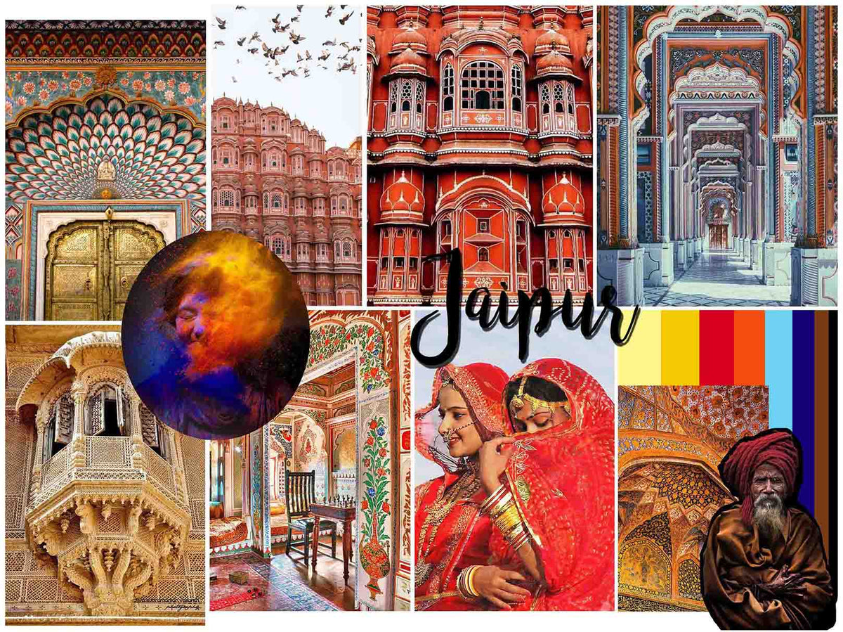 Jaipur Collection