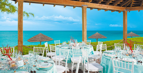 Destination wedding 2019 Turks and Caicos