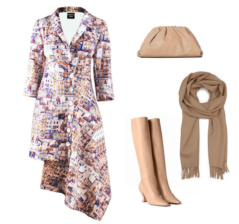 City weekend getaway posh outfit ideas for women