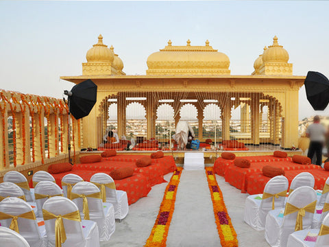 Royal Wedding destination - Rajasthan India