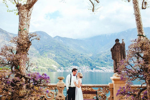 Lake cuomo 2019 Destination wedding