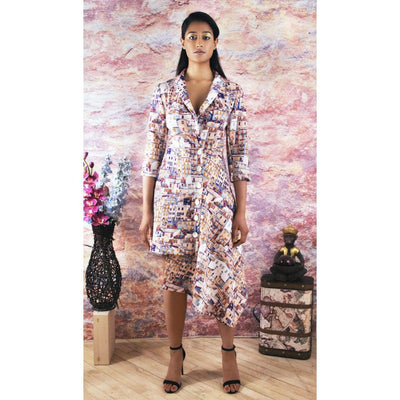 Amalfi Italy Jacket Dress designer for women