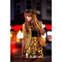 Gold Jacket- Only 1 Left!!! Jackets Sandhya Garg Free Shipping Custom Made United States Designer dress Luxury Luxury dress