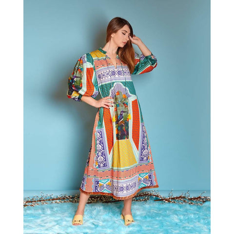 Maxi Dresses for Afternoon Tea for Women