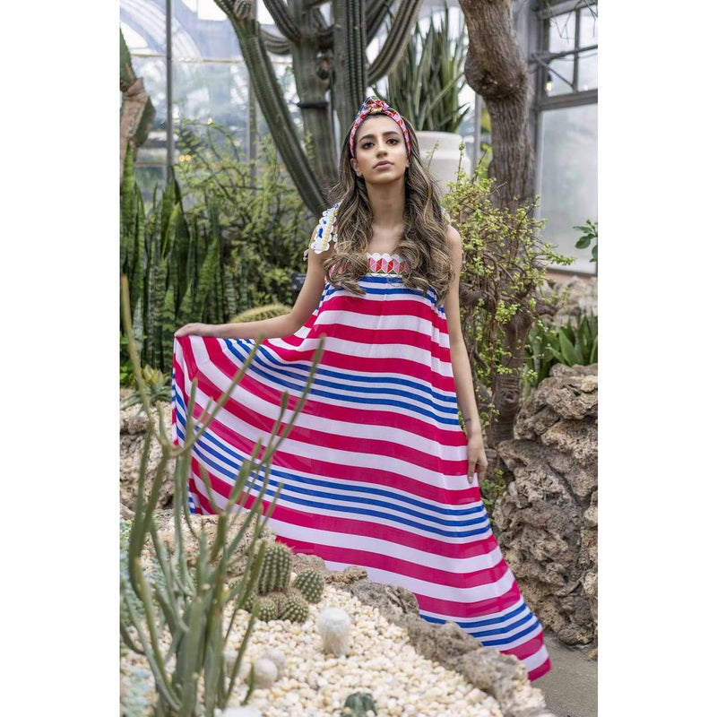 Mexico Maxi Dress Dresses Sandhya Garg Free Shipping Dress for vacation