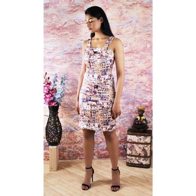 Valentina Casual Resort Wear Dress Cruise Dress