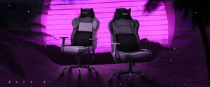 Comfortable Style and Pricing: The VON RACER 8272 Gaming Chair