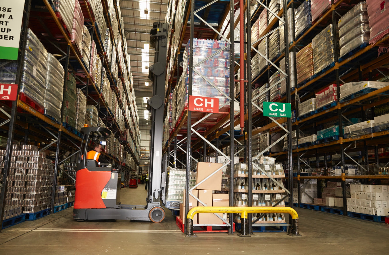 eGrimesDirect's Warehouses are located strategically in Canada and the United States