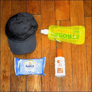 Summer pack - Linkey, homeless initiative London