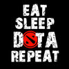 Image of Eat Sleep Dota Repeat Hoodie