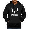 Image of MESSI Hoodie Black