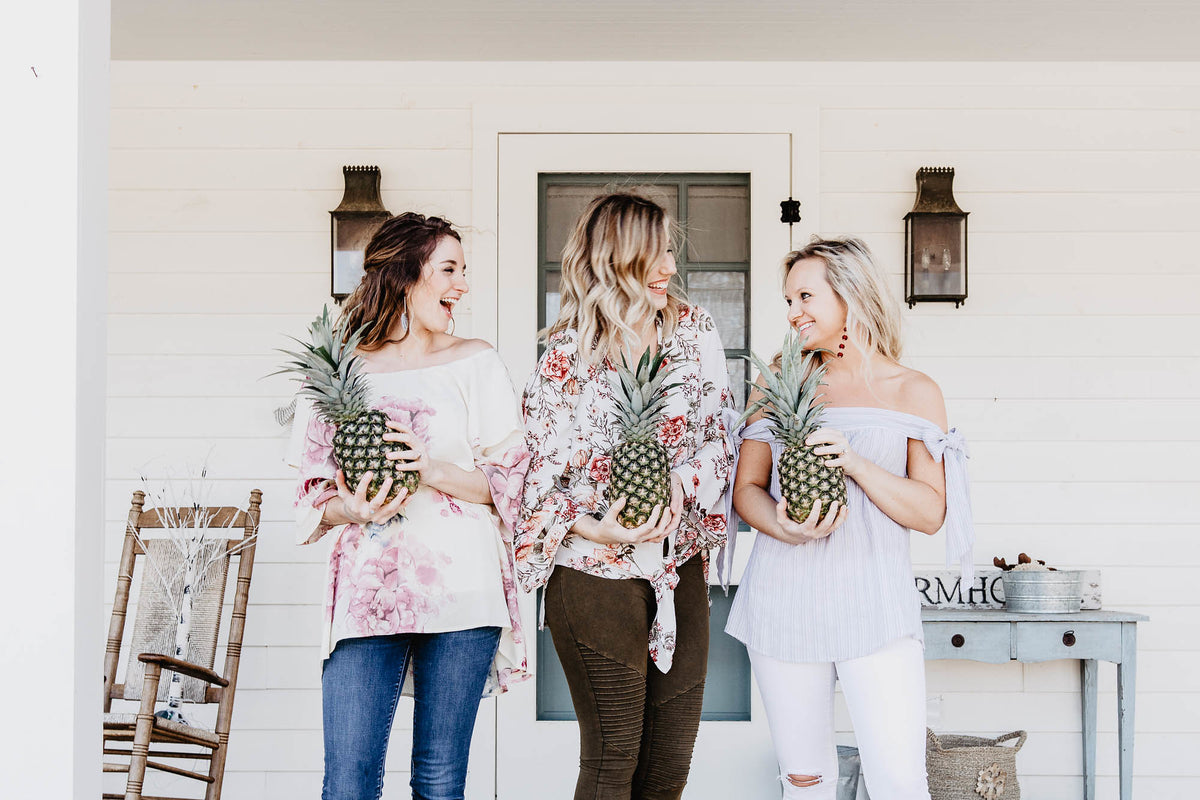 Shop The Pineapple Porch Blog