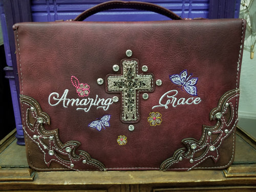 Bible Carrying Case in Swanton - You-nique Bou-tique