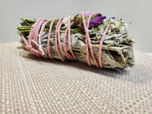 Beautiful White Sage Smudge Bundle