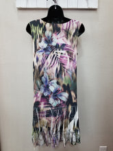 Colorful Sleeveless Dress in Swanton - You-nique Bou-tique