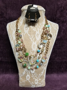 3-Strand Glass Beaded in Swanton