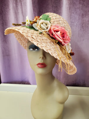 Summer Hat - You-nique Bou-tique