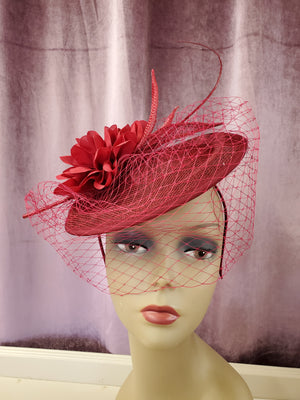 6 Color Ways - Fascinators - You-nique Bou-tique