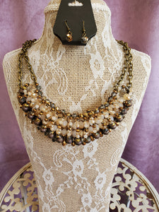 Unique & Intricate Beaded Set in Shipshewana - You-nique Bou-tique