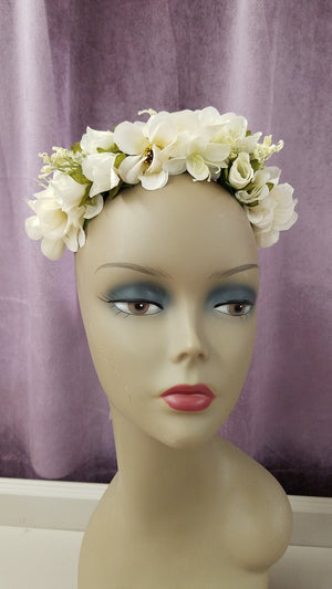 Gorgeous Adjustable Floral Crowns - You-nique Bou-tique