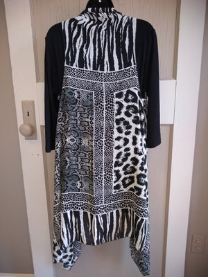 One Size - Fantastic Layering & Flowy Vest - You-nique Bou-tique
