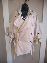 2 Color Ways - Oh So Soft Trench Style Jacket - Wear Multi Ways - You-nique Bou-tique