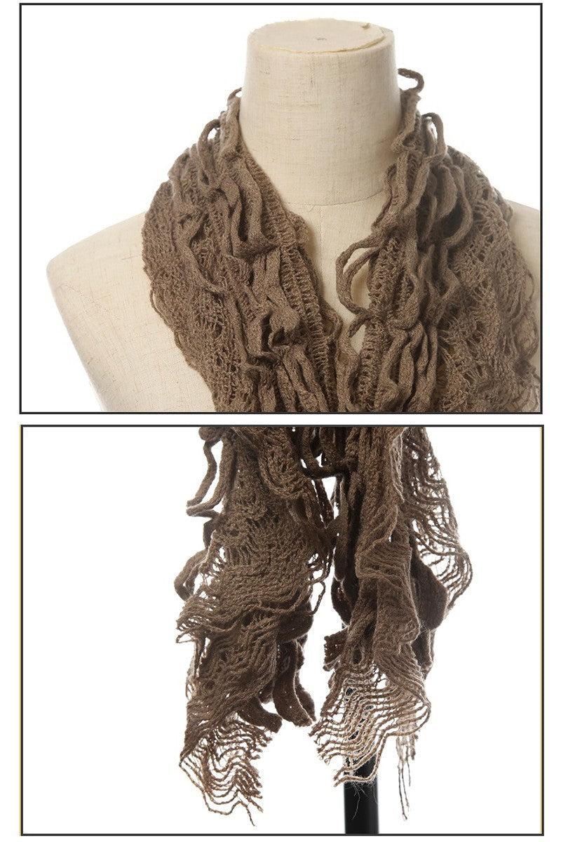 Romantic & Warm Winter Scarf - You-nique Bou-tique