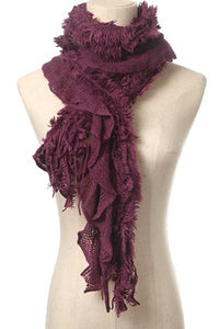 Romantic & Warm Winter Scarves - You-nique Bou-tique