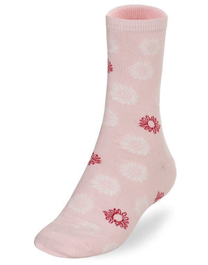 2-Pack of Women's Fun Fashion Quarter Crew Socks - You-nique Bou-tique
