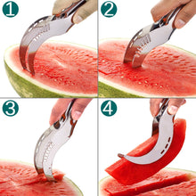 By Chef JoJo, Stainless Steel Watermelon Slicer