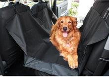 Oxford Cloth Waterproof Pet Dog Car Seat Cover Hammock Style Fits Most Cars Seats