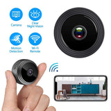 [EXCLUSIVE] MiniQ ™ WiFi 1080P Full HD Night Vision Wireless IP Camera