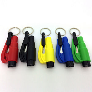 Mini Safety Emergency 3 in 1  Tool