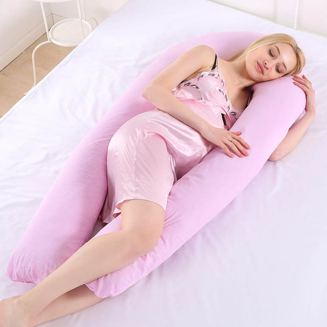 PREGNANCY & MATERNITY U SHAPE FULL BODY PILLOW