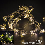 LED String Light Christmas Tree