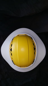 The Original Sunbrero® Hard Hat Sun/Rain Visor / WHITE