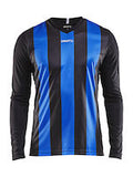 Progress Jersey Stripe LS Men