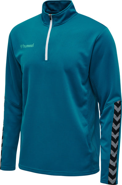 Hmlauthentic Half Zip Sweatshirt