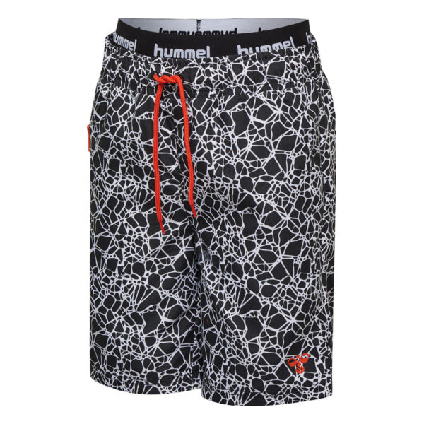 Hummel Butch Board Shorts Salt/pepper