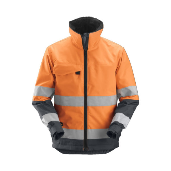 Orange Core High-Vis vinterjakke, klasse 3