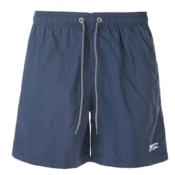 Cruz Eyemouth Basic Shorts Navy