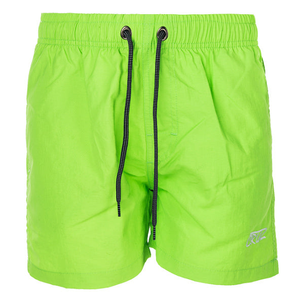 Cruz Eyemouth Basic Shorts Grøn