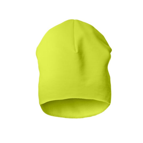 Lime FlexiWork, stretch fleece beanie
