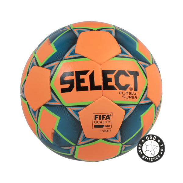 Select Futsal Super Orange